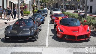 My Ford GT Arrives in LA to Hypercar INSANITY!