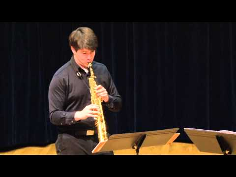 Concert «Vandoren USA Emerging Artist Competition» part 2/5