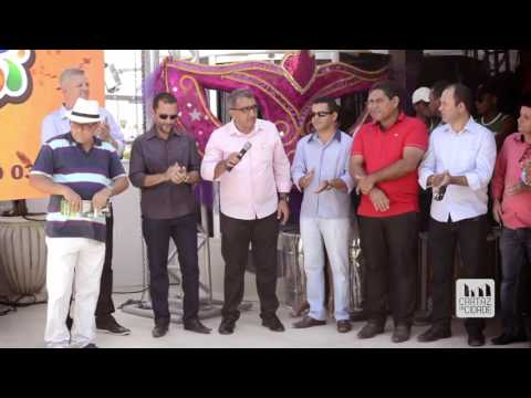 Lançamento do Carnaval de Juazeiro 2016
