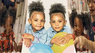 Adorable Photos Of The McClure Twins That'll Make You Want To Have Twin Girls.