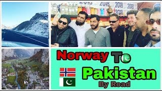 Norway to pakistan by road part 5