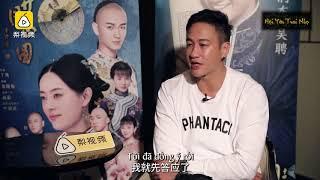 [Vietsub] Phỏng vấn Hà Nhuận Đông - Năm ấy hoa nở trăng vừa tròn (1)