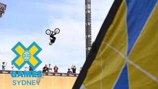 FULL SHOW: BMX Big Air Final at X Games Sydney 2018