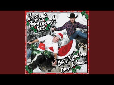 When Santa Rides Through Texas