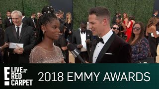 Letitia Wright Talks Frustrating Fan Encounters at 2018 Emmys | E! Red Carpet & Live Events