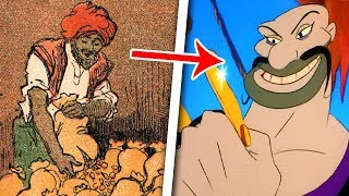 The Messed Up Origins of Ali Baba and the Forty Thieves | Disney Explained - Jon Solo