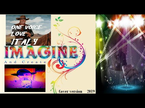 Imagine -- One Voice Love Italy cover