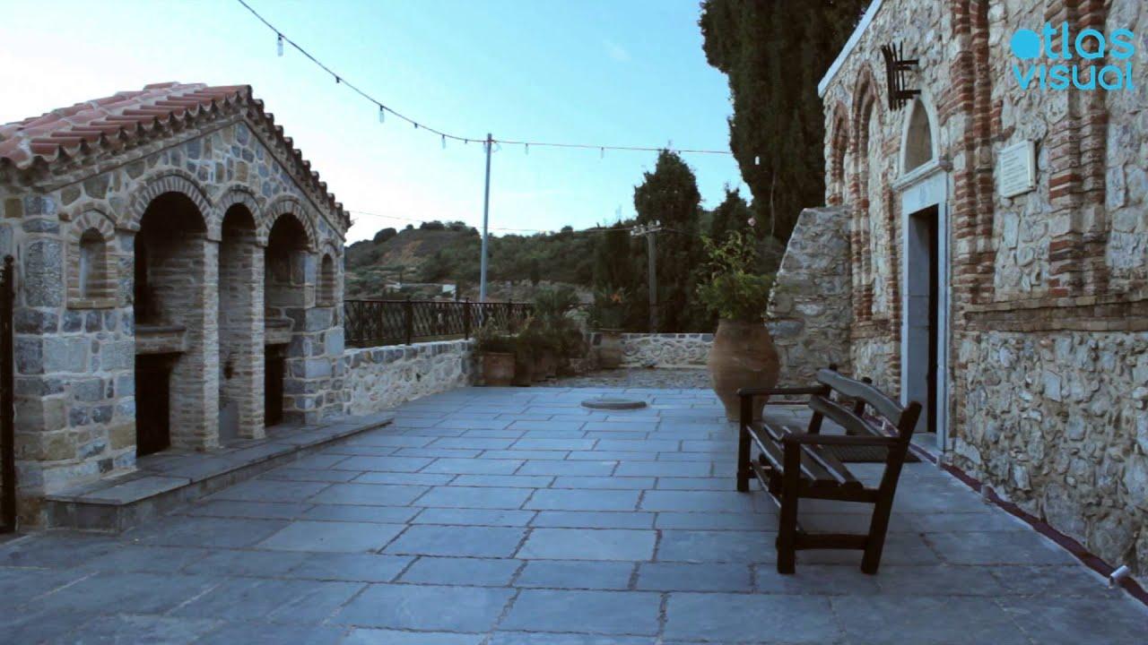 Panagia Kera Monastery Crete