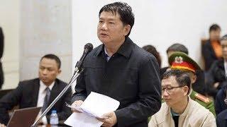 Ông Đinh La Thăng kháng cáo hình phạt và mức bồi thường mà tòa đã tuyên