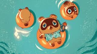Animal Crossing New Horizons Music To Relax/Study/Work/Game