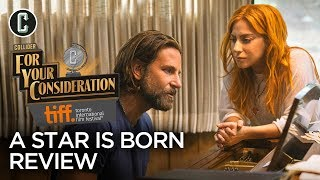 A Star is Born Review - Collider @ TIFF 2018