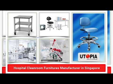 Hospital Cleanroom Chairs And Furniture