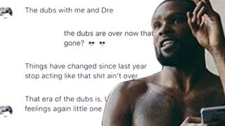 Kevin Durant Claims The Warriors Era Is DONE In A Private DM Made Public!