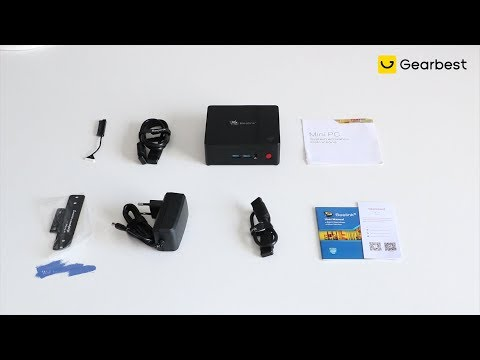 video Beelink Gemini X55 Mini PC
