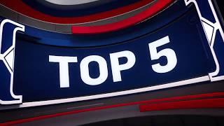 NBA Top 5 Plays of the Night | October 15, 2019