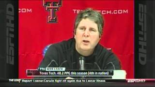 Mike Leach on Fat Little Girlfriends