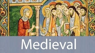 Medieval Art History Overview from Phil Hansen