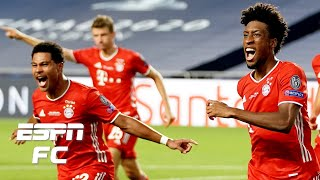 Bayern Munich win the Champions League! How they 'bossed' PSG while playing in first gear   ESPN FC