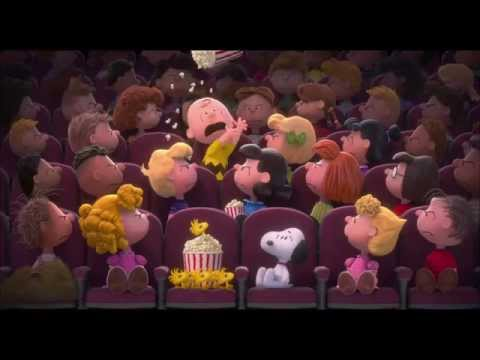 Snoopy en Charlie Brown: de Peanuts film'