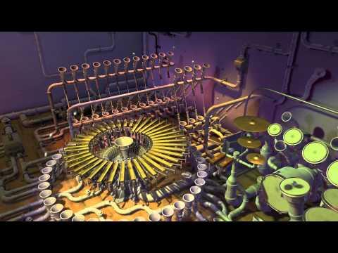 Animusic - Pipe Dreams