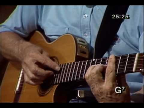 beginner guitar lesson with chet atkins youtube. Black Bedroom Furniture Sets. Home Design Ideas