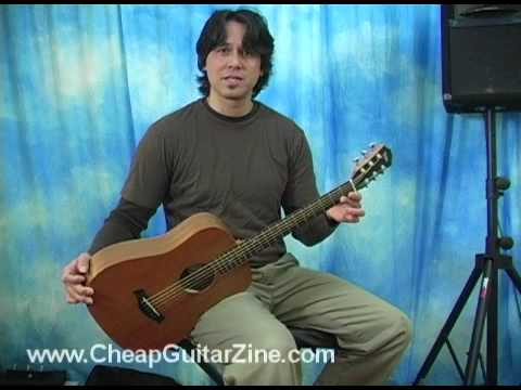 Baby Taylor  Guitar Review