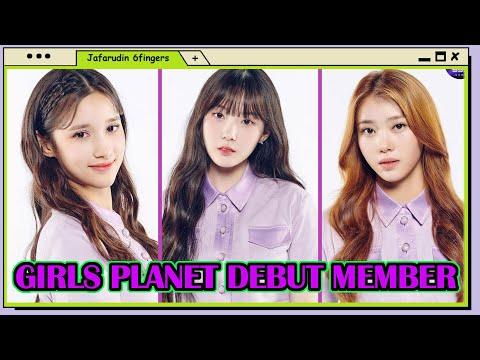 Girls Planet 999 Debut Member | Final Lineup Debut