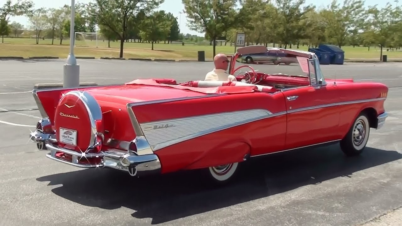 57 chevy convertible. Black Bedroom Furniture Sets. Home Design Ideas