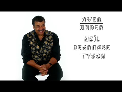 Neil deGrasse Tyson Rates Exotic Male Dancing, GZA, and Galactic Apparel