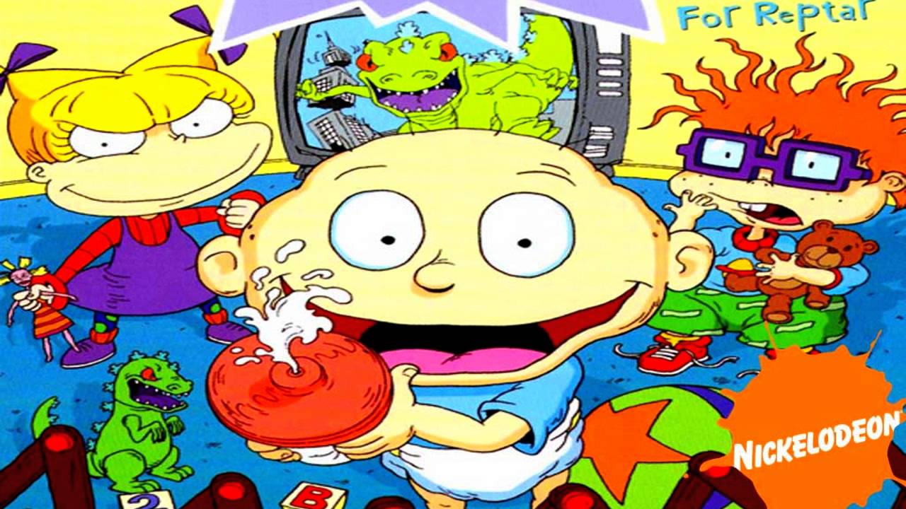 New Rugrats Theme Song Trap Beat Remix Free Download Link