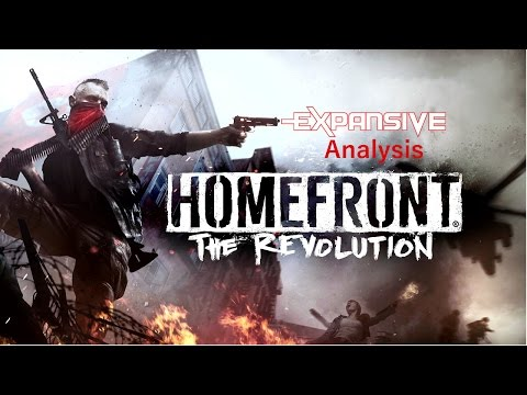 Homefront: The Revolution Campaign Review [PC] - 1080p - EXP