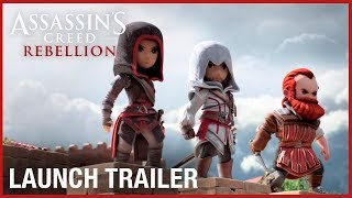 Assassin's Creed launches a Rebellion on mobile