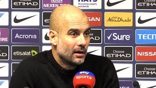 Manchester City 3-1 Everton - Pep Guardiola Embargoed Post Match Press Conference