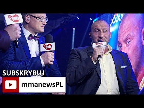 PLMMA 73: Marcin Najman odrzucił pomysł walki z Trybsonem, Szymon Kołecki na celowniku (+wywiad)