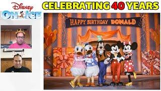 LP Live! - Celebrating 40 Years of Disney on Ice!