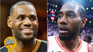 The top 10 plays of the 2010s: Is LeBron, Steph, D-Rose or Kawhi No. 1? | The Jump