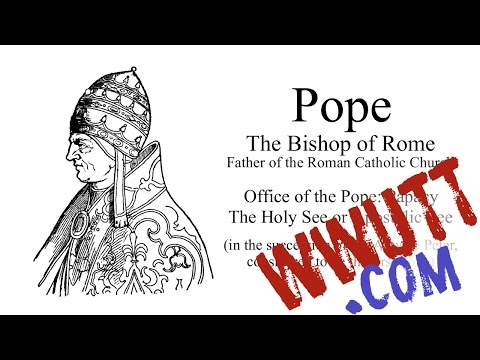 What the Bible Says About the Pope?