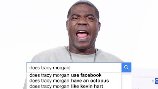 Tracy Morgan Answers the Web's Most Searched Questions | WIRED