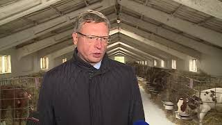 В селе Старокарасук Большереченского района сегодня открылся новый ФАП