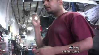 News reporter catches auto repair shops!