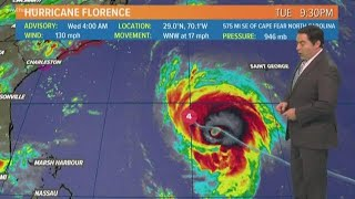 Tropical Update: Tracking Florence, Isaac and a possible development in the Gulf