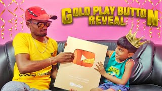 🔥WoW.!!😱🎉 | Tamilnadu 1st Gaming Channel Unboxing Gold Button | Gaming Tamizhan|#GT_Family