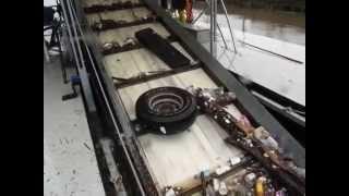 Automatsko čišćenje smeća iz rijeka