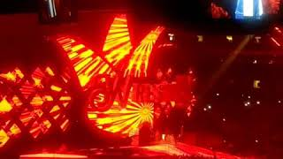 Jinder Mahal Greatest Entrance at WrestleMania 34 - 8th April 2018