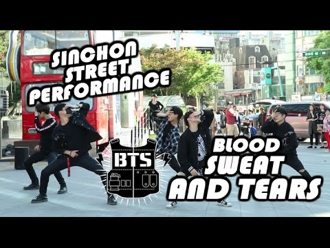 BTS - BLOOD SWEAT AND TEARS DANCE COVER (SINCHON PERFORMANCE)