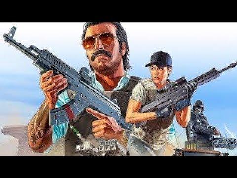 TRAILER OFFICIEL GTA 5 DLC TRAFIC D'ARMES! GUNRUNNING ...