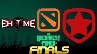 Gambit Esports vs EHOME Bo5 The Bucharest Minor 2019 Finals