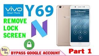 Vivo Y69 Flashing ! Unbrick Pin Pattern Lock Remove Without