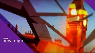UK political turmoil: Are we moving towards a different kind of politics? DISCUSSION - BBC Newsnight