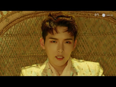 [MV繁中字] SUPER JUNIOR X REIK -